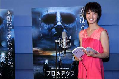 佐々木希、ハリウッド映画吹き替え初挑戦!GACKTと『キングコング』に挑む!