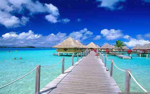 海外旅行!ビーチリゾート