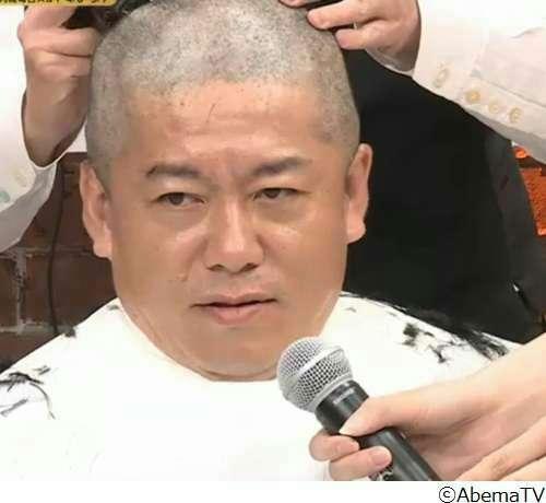 堀江貴文氏が麻雀番組で負け再び坊主に「もう出ないと思う」