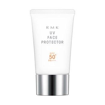 ベタつかない顔用の日焼け止め、UV下地