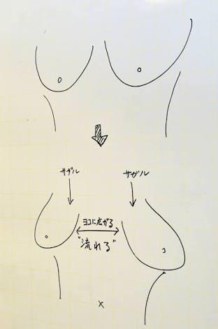 若者の「胸離れ」がアメリカの調査で判明