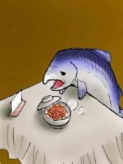 鮭(サーモン)好きな人!