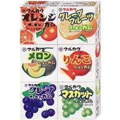 【画像】好きなフルーツ味のお菓子