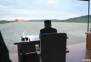 北朝鮮が日本に警告、米国への盲従は「差し迫った自滅」