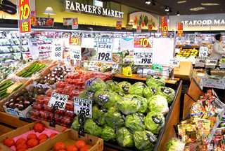 スーパー毎日行きますか?