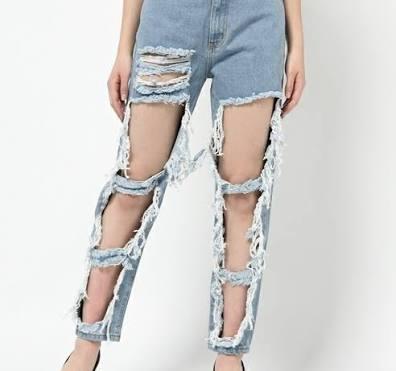理解できない流行りのファッション