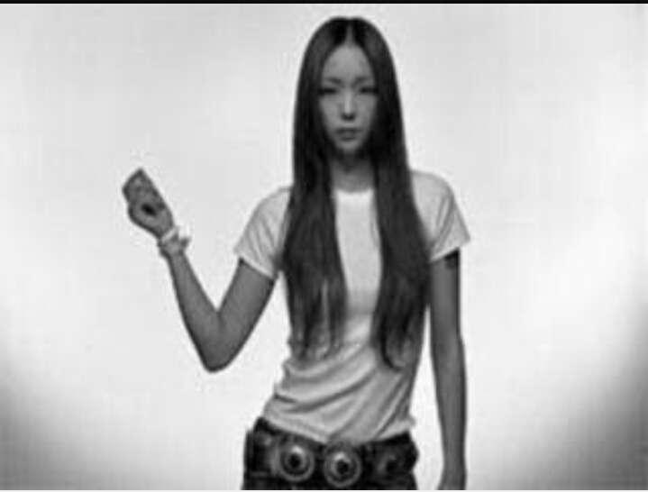 浜崎あゆみ「ミルクティー色にしたよ」 「この髪型やっぱ好き」「可愛いすぎ」