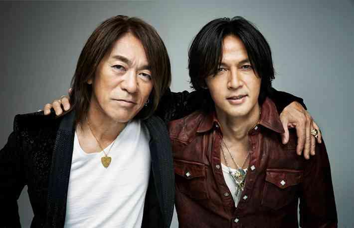 稲葉浩志、結婚20年の妻と誕生日に銀座デート撮