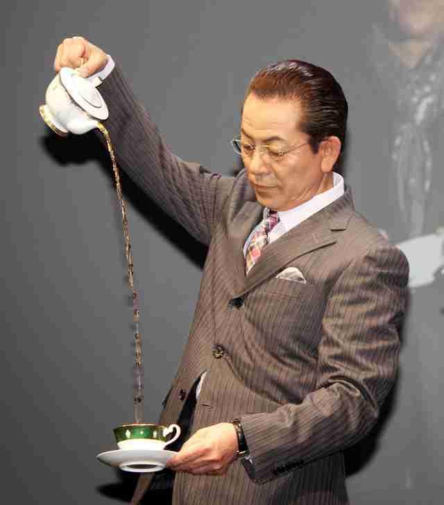 スターとお茶を・・・(休憩トピ)