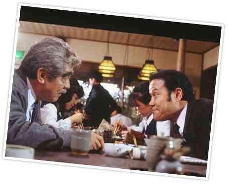 映画「釣りバカ日誌」好きな人!