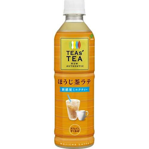 ほうじ茶スイーツを貼る。