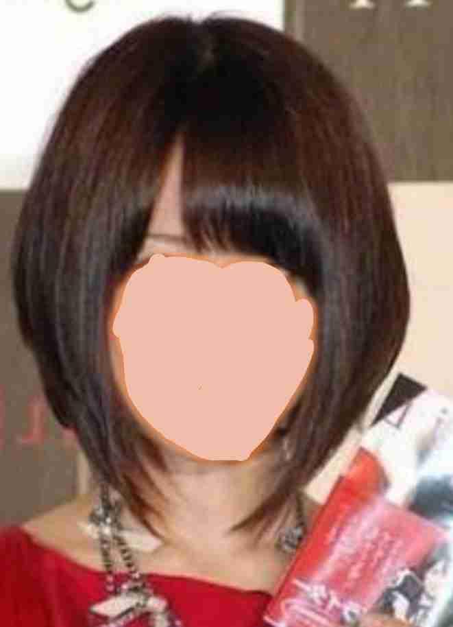 面長の方、どんな髪型にしてますか?