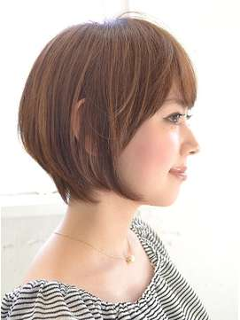 アラフォーに似合う髪型