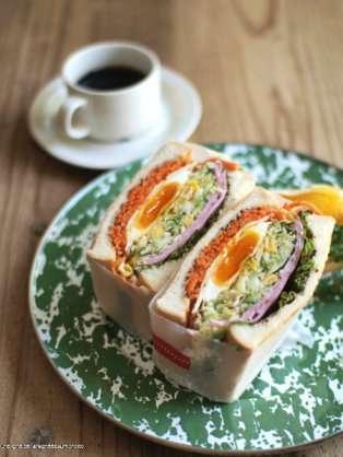 サンドウィッチを語ろう