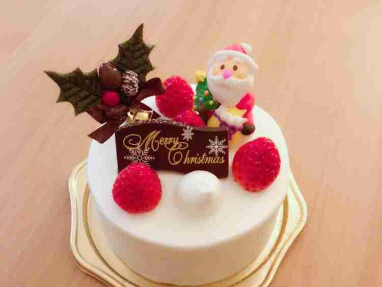 皆が食べたクリスマスケーキ見せてください\(^^)/