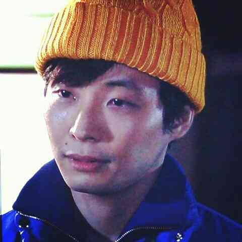 ニット帽のかわいいかぶり方