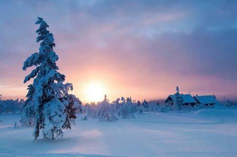 °*雪景色トピ*°