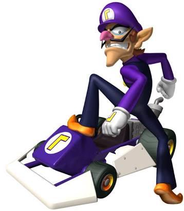 紫色のキャラクターの画像が集まるトピ