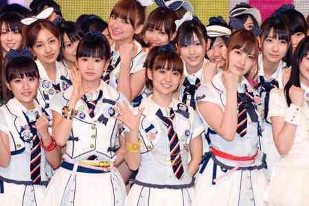AKB48総選挙、今年は「世界選抜」 海外グループも初参戦へ