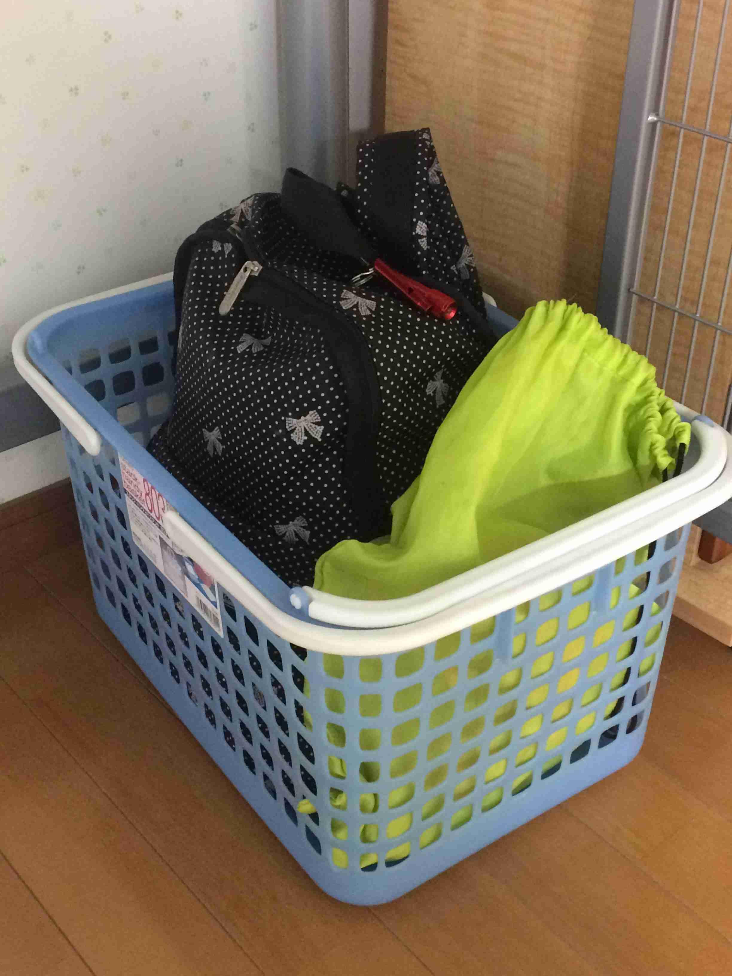 非常用持出袋、備えてますか?