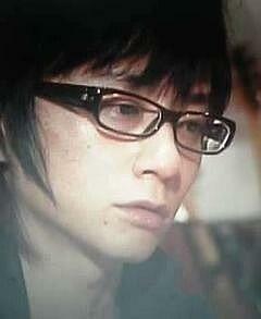 【画像】メガネをかけたイケメン&美人