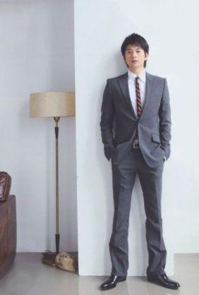 【イケメン】スーツ【目の保養】