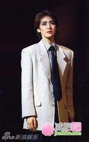 天海祐希、宝塚退団後初の男役 深津絵里の期待に重圧ひしひし「カッコよくないと…」