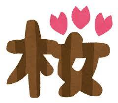 好きな漢字一文字!
