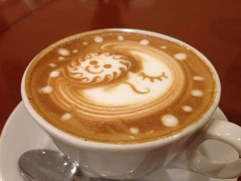 カフェテラスへようこそ!