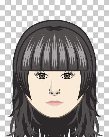 自分の顔を作りまshow!!