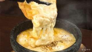 とろけるチーズ料理の画像ください