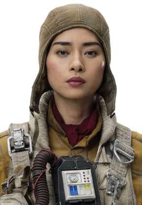 『スター・ウォーズ』アジア系女優、誹謗中傷に耐え切れずインスタ全投稿を削除か…応援の輪が広がる
