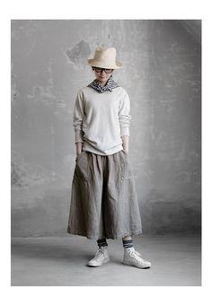 ファッション迷走中な人~