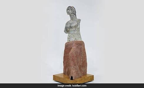 彫刻像を壊した5歳児 両親が損害賠償1,450万円を請求される(米)<動画あり>