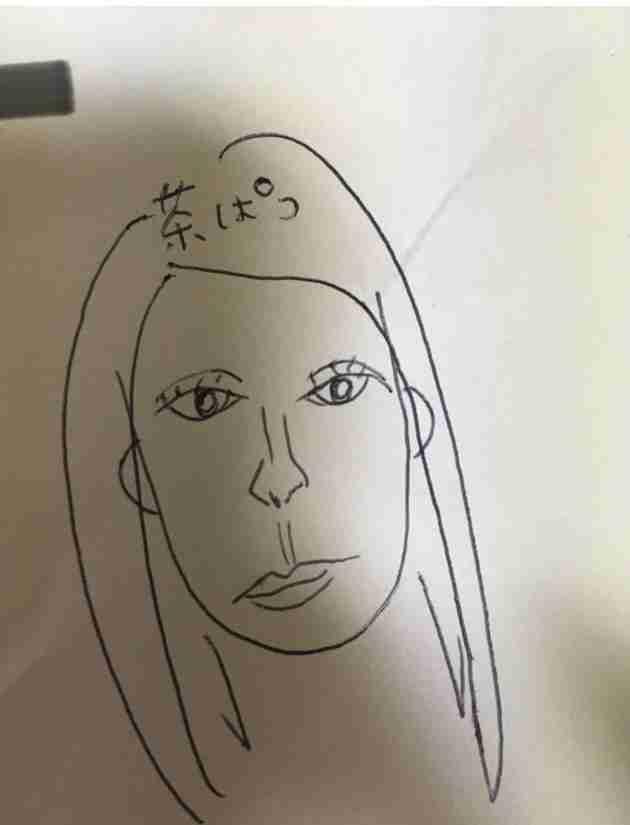 【お絵かき】ある程度自分の顔の特徴をあげると誰かが描いてくれるかもしれないトピ