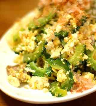 苦味のある野菜を美味しく食べよう
