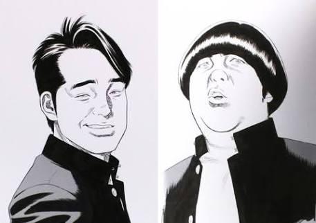 漫画家が描いた芸能人が見たい!