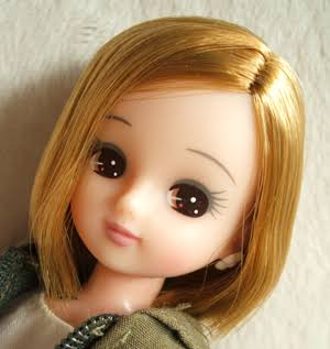 ダサかったリカちゃん人形が、表参道の美容師の手で広瀬すず級の可愛さになったよ
