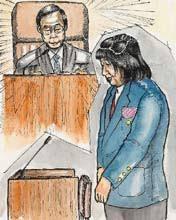 林真須美死刑囚、オウム執行触れ「次は私では」