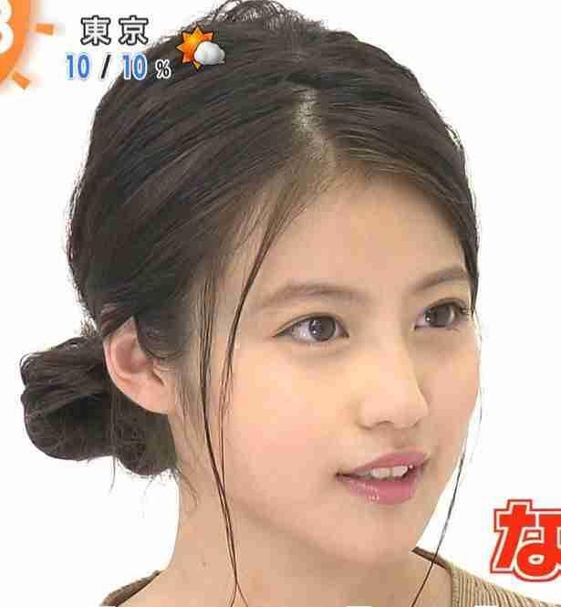今田美桜ちゃんの顔を愛でるトピ