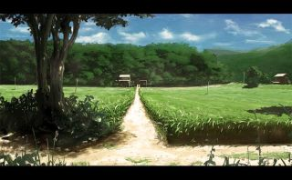 【二次元】夏っぽい画像を貼るトピ