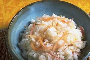炊き込みご飯・混ぜご飯レシピ