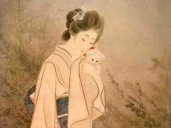 浮世絵・日本画を貼るトピ