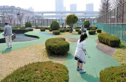 ゴルフを始めたい