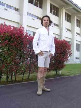 色気を感じる男性の服装