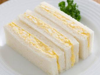 好きなサンドイッチ、トースト