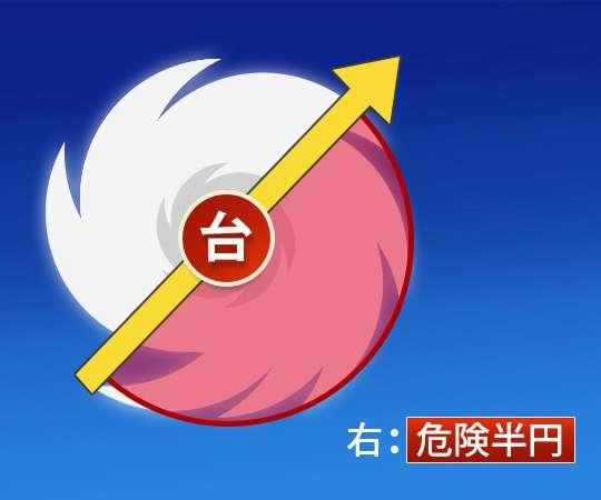 【情報共有】台風20号