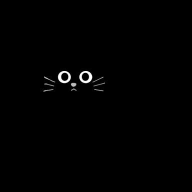 【画像】猫のドアップ写真