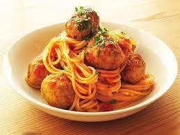ミートソーススパゲッティが好きな人