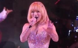 浜崎あゆみの20周年アニバーサリーツアーWOWOWライブで放送